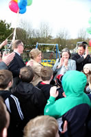 Official Opening of the Community Playground
